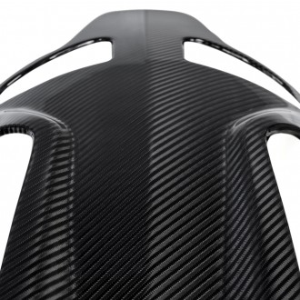 3K 2/2 Twill carbon fibre seat cover for Recaro CS seats