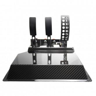Caja de pedales para competición, fabricada en fibra de...