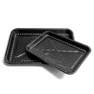Carbon fibre tool tray